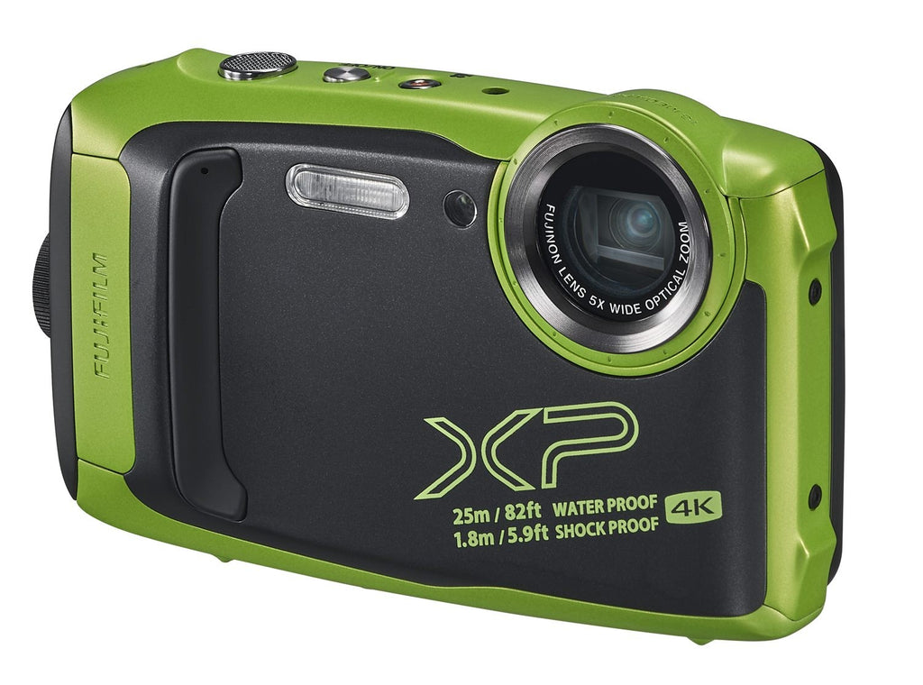 Fujifilm FinePix XP140 (Lime)