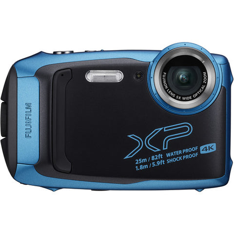 Fujifilm FinePix XP140 (Sky Blue)