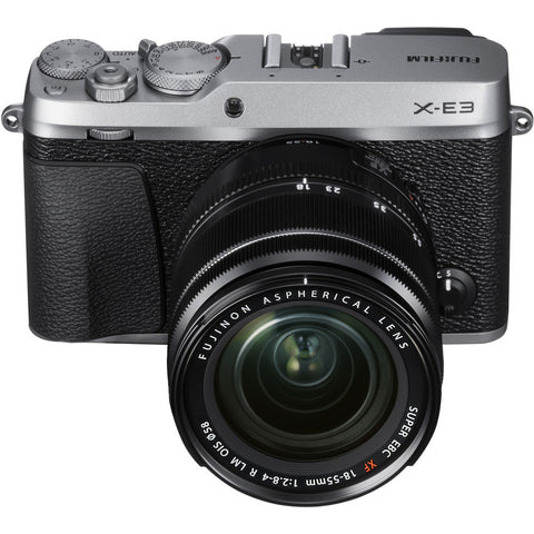 Fujifilm X-E3 Kit (18-55mm) (Silver)