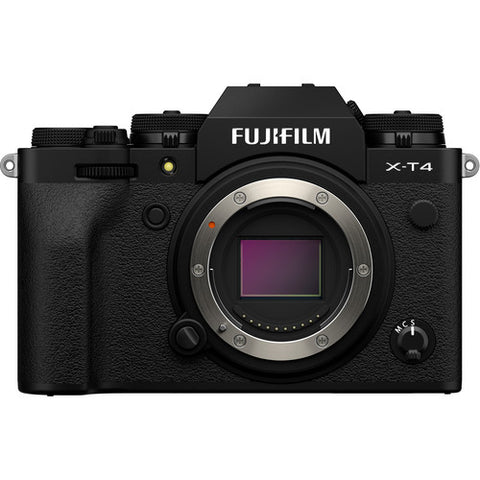 Fujifilm X-T4 Body (Black)
