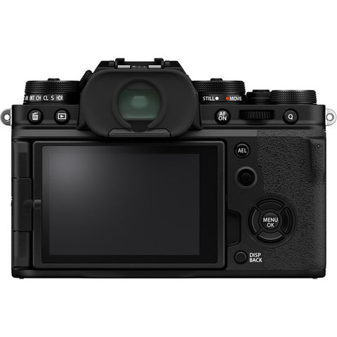 Fujifilm X-T4 Kit with 16-80mm (Black)