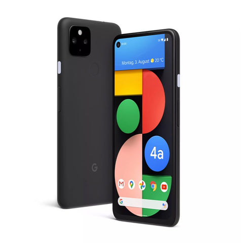 Google Pixel 4a 5G 128GB 6GB (RAM) Just Black