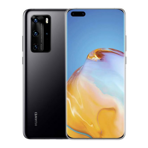 Huawei P40 Pro 5G ELS-NX9 256GB 8GB (RAM) Black (Dual SIM) Without Google Play