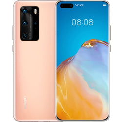 Huawei P40 Pro 5G ELS-NX9 256GB 8GB (RAM) Blush Gold (Dual SIM) Without Google Play