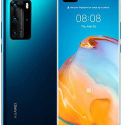 Huawei P40 Pro 5G ELS-NX9 256GB 8GB (RAM) Deep Sea Blue (Dual SIM) Without Google Play