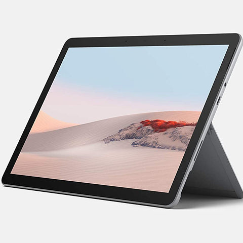 Microsoft Surface Go 2 10.5 Without Type Cover Platinum Win 10 Home 128GB 8GB (RAM) STQ-00001