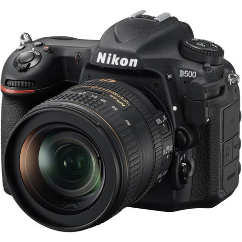 Nikon D500 Kit with 16-80mm Lens