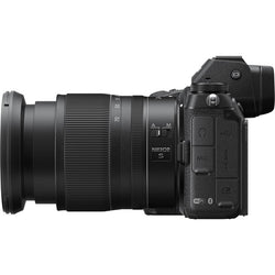 Nikon Z7 + Z 24-70mm f/4 S + FTZ Adapter