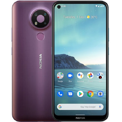 Nokia 3.4 TA-1283 DS 64GB 3GB (RAM) Dust