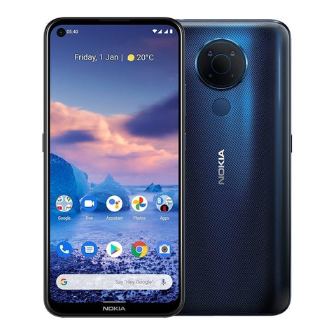 Nokia 5.4 TA-1325 Dual SIM 128GB 4GB (RAM) Polar Night