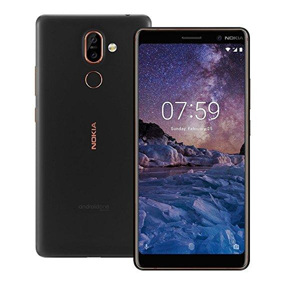 Nokia 7 Plus Dual 64GB TA-1046 Black