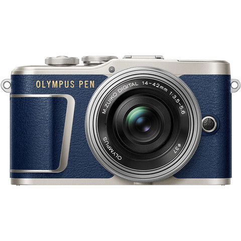 Olympus E-PL9 Kit 14-42mm (Blue)