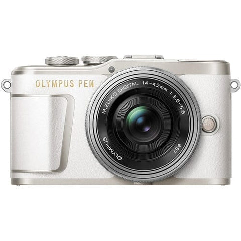 Olympus E-PL9 Kit 14-42mm (White)