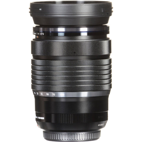Olympus M.Zuiko ED 12-100mm f/4 IS Pro Lens Black