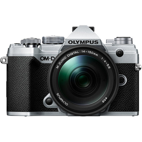 Olympus OM-D E-M5 Mark III Kit (14-150mm II) Silver