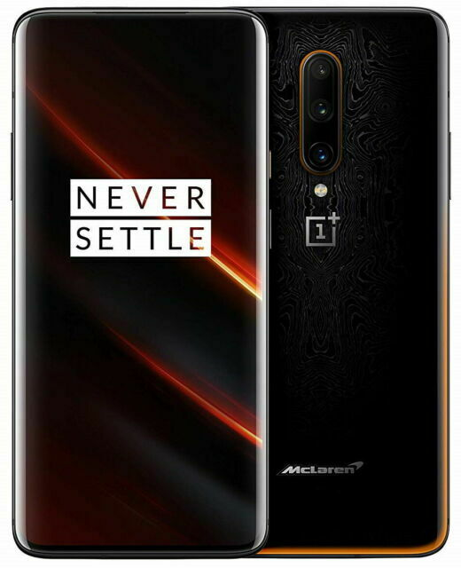 OnePlus 7T Pro HD1910 256GB 12GB (RAM) Orange