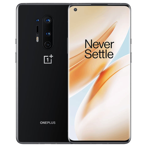 OnePlus 8 Pro IN2020 256GB 12GB (RAN) Black