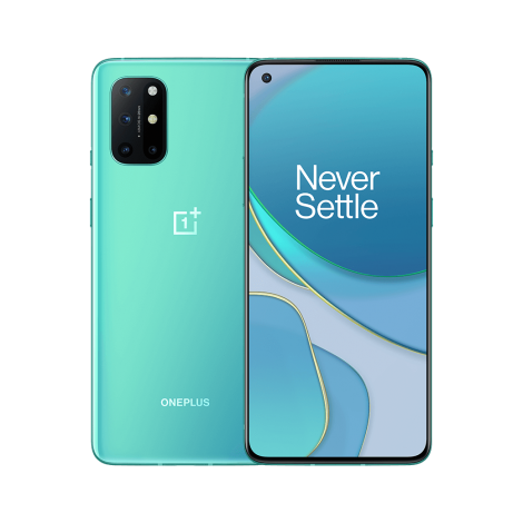 OnePlus 8T KB2000 256GB 12GB (RAM) Aquamarine Green