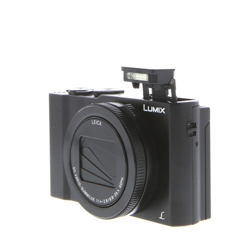 Panasonic Lumix DMC-LX10 Black