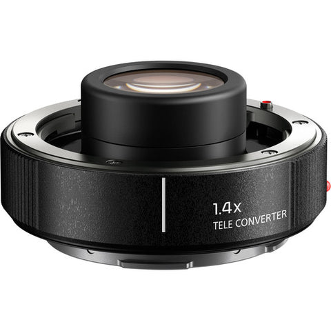 Panasonic Lumix 1.4x Teleconverter for (S) Series (DMW-STC14)