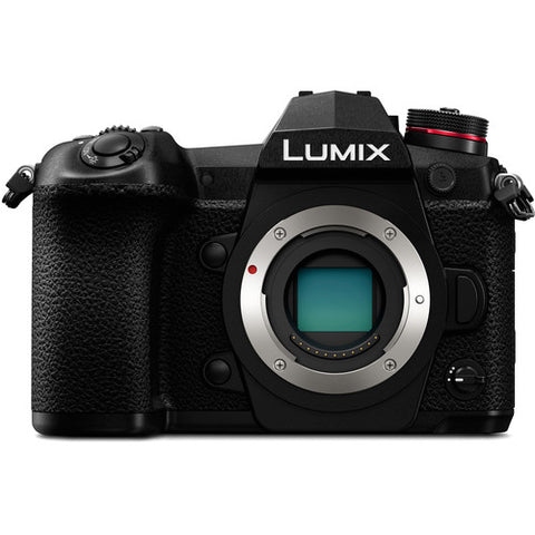 Panasonic Lumix DMC-G9 Body (Black)