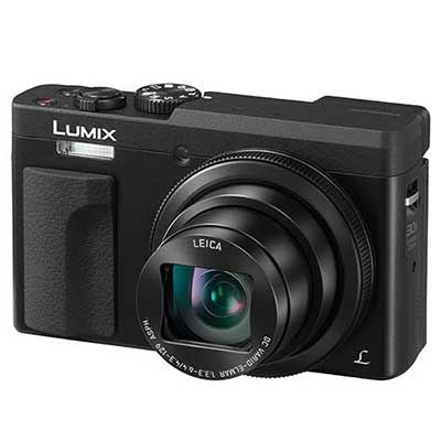 Panasonic Lumix DMC-TZ90 (Black)