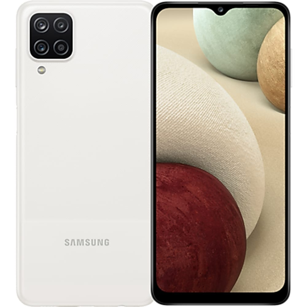 Samsung Galaxy A12 A125F-DS 128GB 4GB (RAM) White