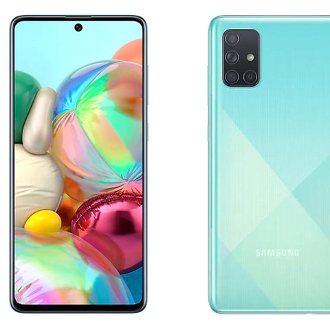 Samsung Galaxy A71 A715F DS Prism Crush Blue Dual SIM 128GB 8GB(RAM)