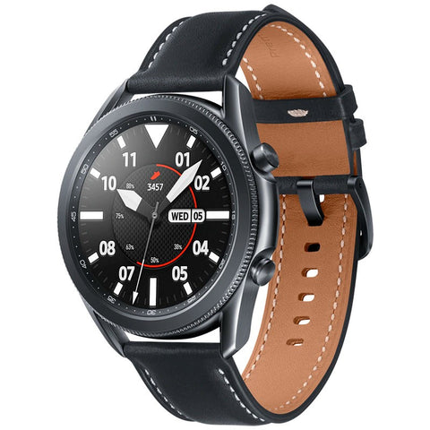 Samsung Galaxy Watch 3 R840 (45mm, Mystic Black, Stainless Steel)