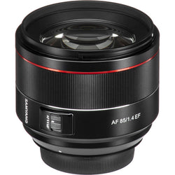 Samyang AF 85mm f/1.4 Lens for Canon EF)