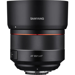 Samyang AF 85mm f/1.4 Lens for Nikon F