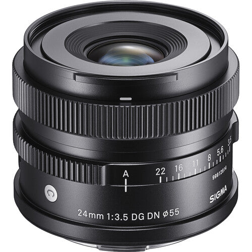 Sigma 24mm F3.5 DG DN Contemporary Lens (Leica L)