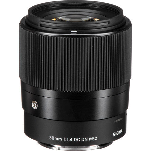 Sigma 30mm f/1.4 DC DN Contemporary Lens (Sony E)