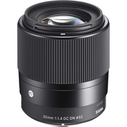 Sigma 30mm f/1.4 DC DN Contemporary Lens (Micro Four Thirds)