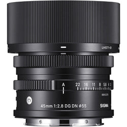 Sigma 45mm f/2.8 DG DN Contemporary Lens (L Mount)