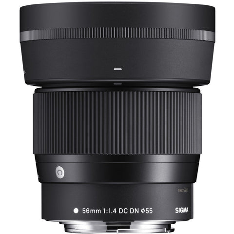Sigma 56mm f/1.4 DC DN Contemporary Lens (EF-M)