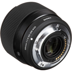 Sigma 56mm f/1.4 DC DN Contemporary Lens (Micro Four Thirds)