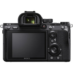 Sony A7 MK III Body (Black) + Sony FE 24-105mm f/4 G OSS Lens (SEL24105G)