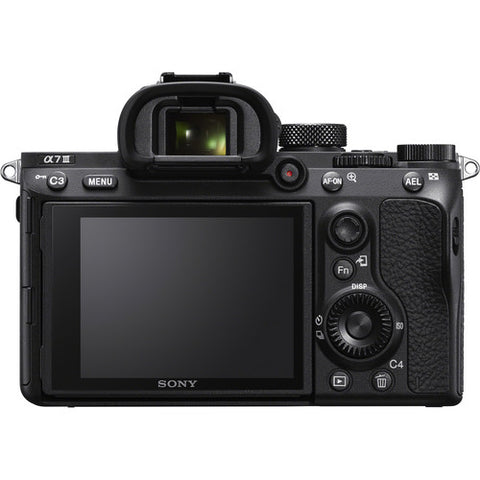 Sony A7 MK III Body (Black)