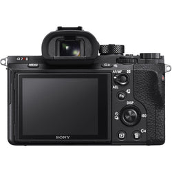 Sony A7R Mark II Body (Black)