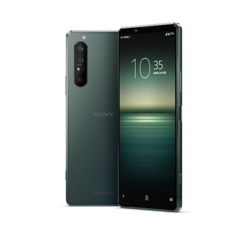 Sony Xperia 1 II XQ-AT52 256GB 12GB (RAM)  Mirror Lake Green