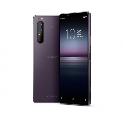 Sony Xperia 1 II XQ-AT52 256GB 8GB (RAM) Purple