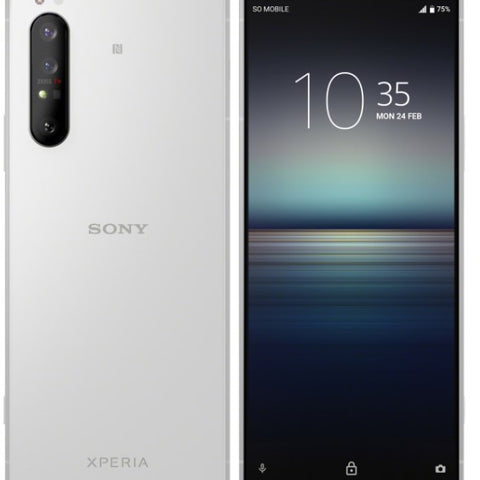 Sony Xperia 1 II XQ-AT52 256GB 8GB (RAM) White