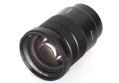 Sony E PZ 18-105mm F4 G OSS