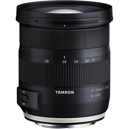 Tamron 17-35mm f/2.8-4 DI OSD Lens for Nikon (A037N)
