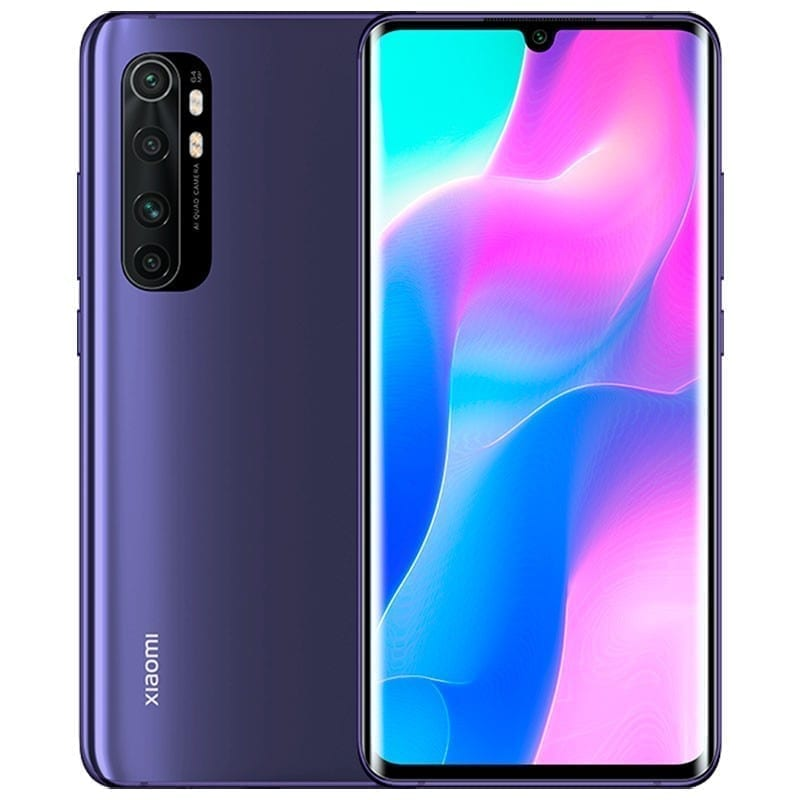 Xiaomi MI Note 10 Lite 128GB 6GB (RAM) Nebula Purple