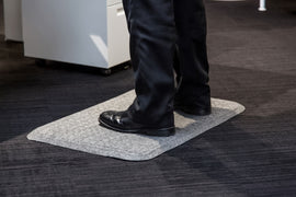 Anti Fatigue/Static Mat Fabric Insitu