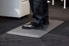 Anti Fatigue Mat Enhance - Ergonomic Standing Mat - Sit Stand Mat in office