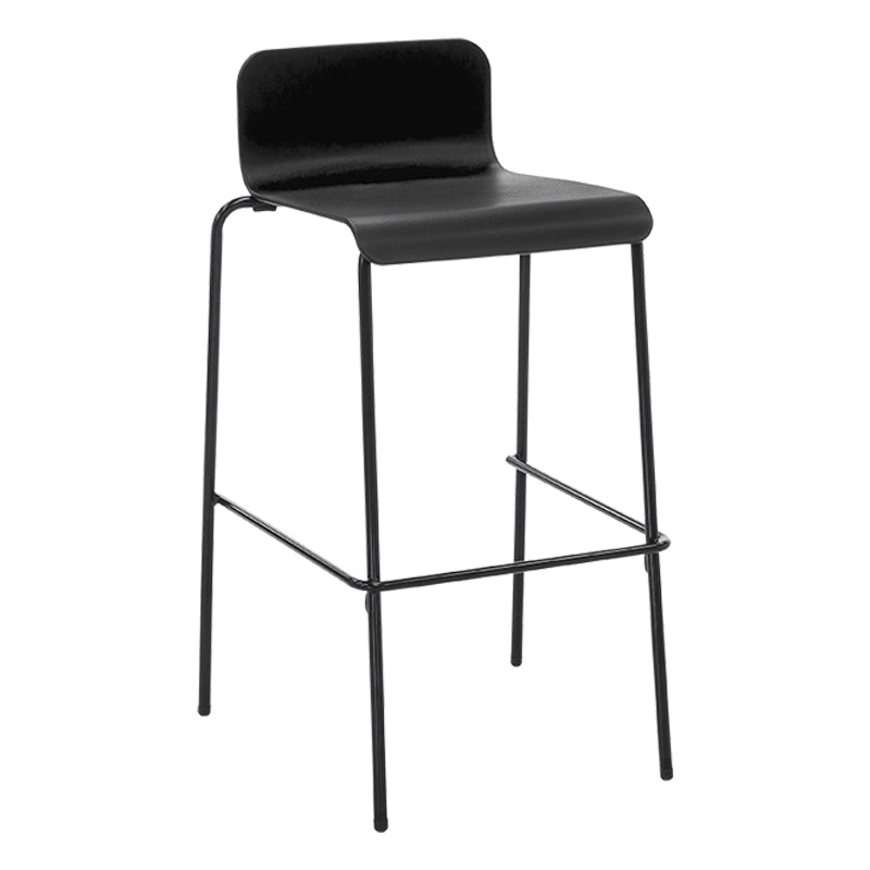 Flo Barstool - Stacking Stool - Kitchen Leaner Stool Trolley stylish