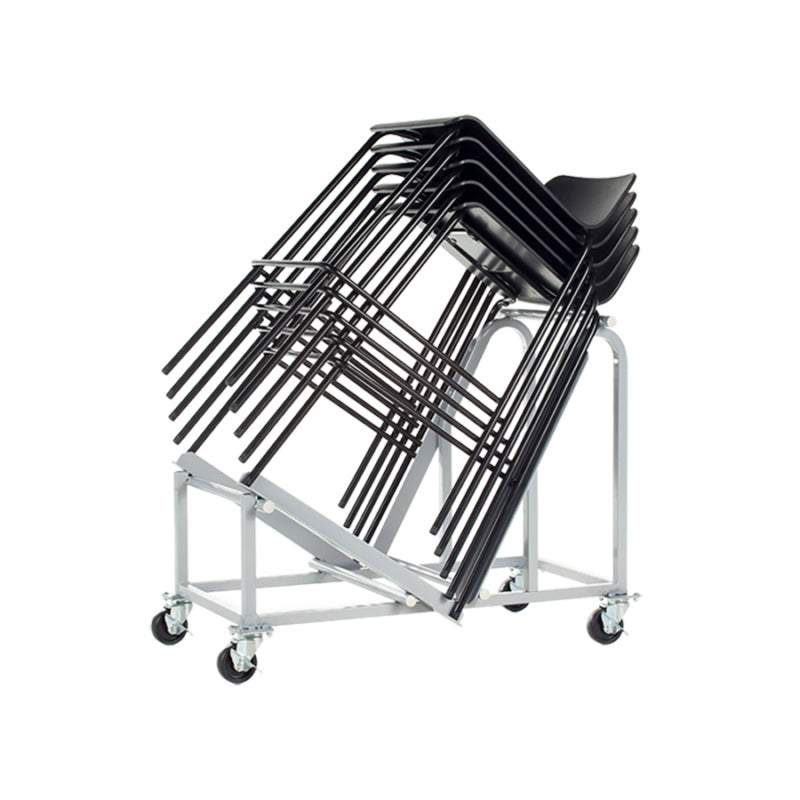 Flo Barstool - Stacking Stool - Kitchen Leaner Stool Trolley stackcable